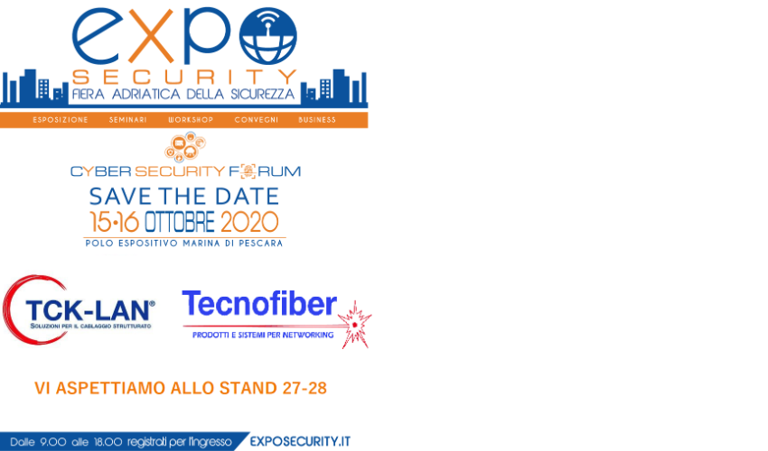 EXPO Security    /                                                                                                        24-09-2020
